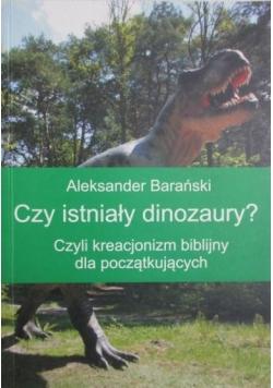 Czy istniały dinozaury