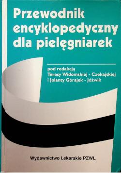 Przewodnik encyklopedyczny dla pielęgniarek
