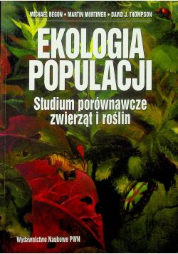 Ekologia populacji