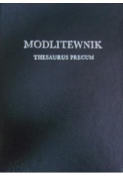 Modlitewnik Thesaurus Precum