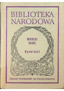 Mikołaj Gogol opowieści