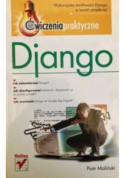 Ćwiczenia praktyczne Django