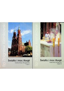 Światło i moc liturgii Część I i III