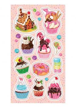 Naklejki Słodkie desery