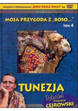 Moja przygoda z Boso Tom 4 Tunezja plus DVD
