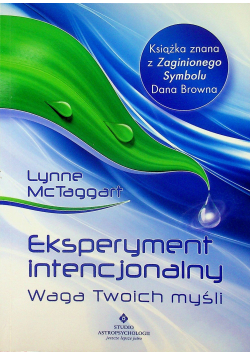 Eksperyment intencjonalny