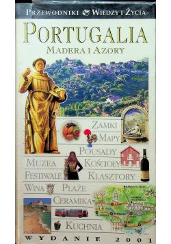 Portugalia Madera i Azory