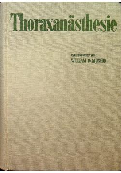 Thoraxanasthesie