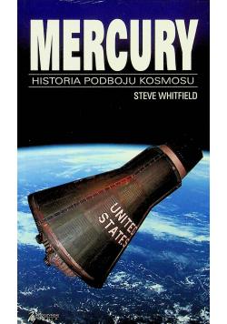 Mercury historia podboju kosmosu