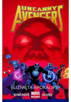 Uncanny Avengers 2  Bliźnięta apokalipsy