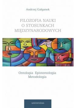 Filozofia nauki o stosunkach międzynarodowych
