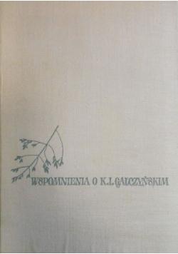 Wspomnienia o K I Gałczyńskim