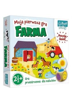 Moja pierwsza gra. Farma TREFL