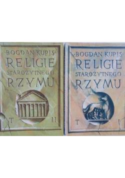 Religie starożytnego Rzymu 2 tomy