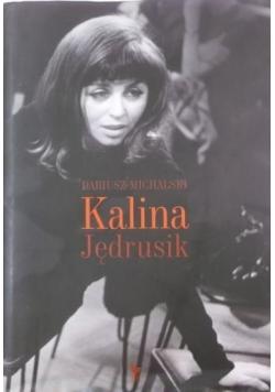 Kalina Jędrusik autograf Michalski