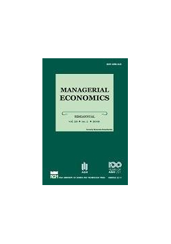 Managerial Economics 19/2