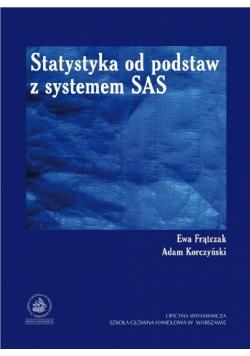 Statystyka od podstaw z systemem SAS