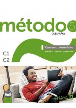 Metodo 5 de espanol C1-C2 zeszyt ćwiczeń