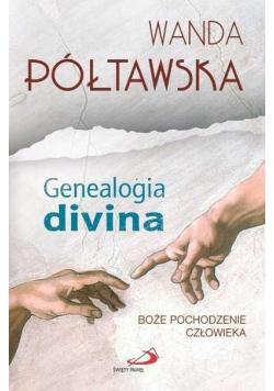 Genealogia divina Boże pochodzenie człowieka