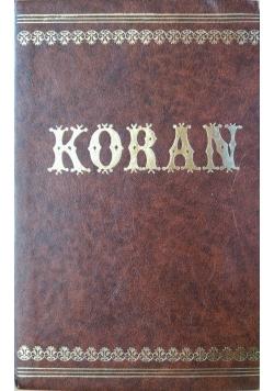 Koran tom 1  Reprint z 1858 roku