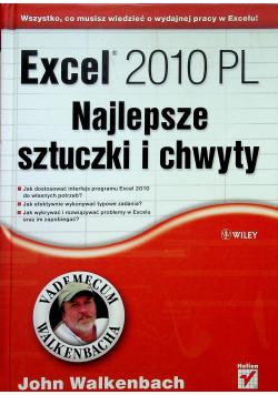 Excel 2010 PL Najlepsze sztuczki i chwyty