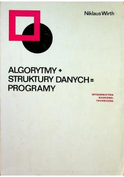 Algorytmy Struktury danych Programy