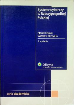System wyborczy w Rzeczypospolitej Polskiej