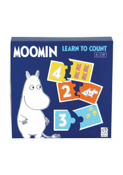 Puzzle Naucz się Liczyć Zestaw 10 mini