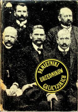 Pamiętniki Urzędników Galicyjskich