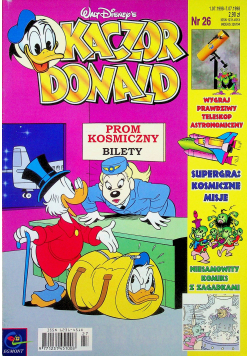 Kaczor Donald nr 26