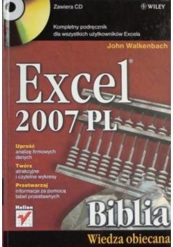 Excel 2007  Biblia