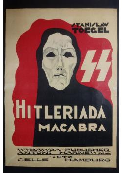 Hitleriada Macabra 9 karykatur 1946 r.