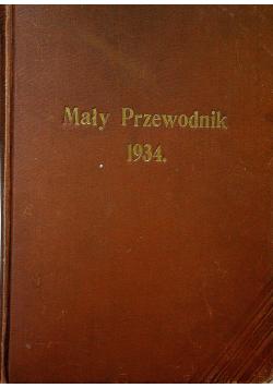 Mały przewodnik 1934r