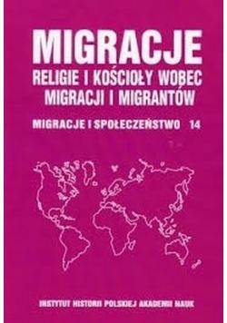 Migracje Religie i kościoły wobec migracji i migrantów