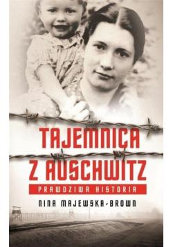 Tajemnica z Auschwitz (z autografem)