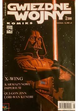 Gwiezdne wojny Komiks nr 2