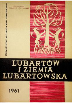 Lubartów i ziemia lubartowska 1961