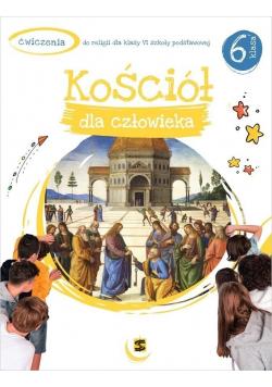 Katechizm SP 6 Kościół dla człowieka ćw. w.2021