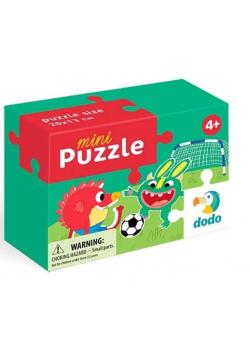 Puzzle 35 mini Słodkie potworki