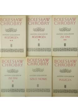 Bolesław Chrobry 6 tomów