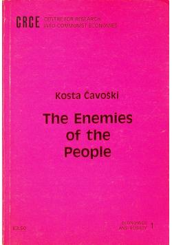 The Enemies of the People