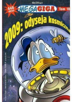 Megagiga tom 18 2009 odyseja kosmiczna