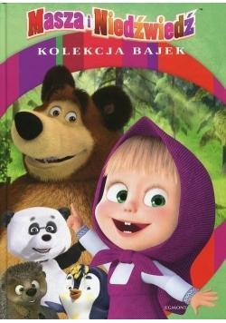 Masz i Niedźwiedź kolekcja bajek
