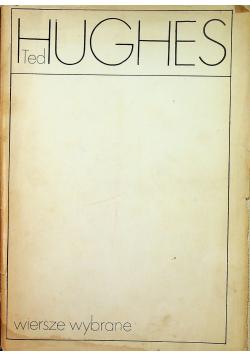 Hughes Wiersze wybrane