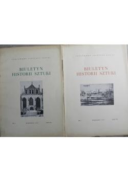 Biuletyn Historii sztuki Nr 3 i 4