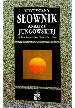 Krytyczny słownik analizy jungowskiej