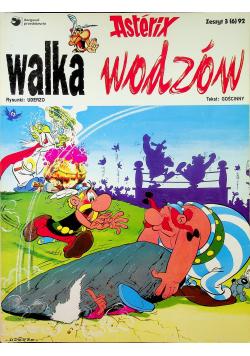 Asterix walka wodzów Zeszyt 3