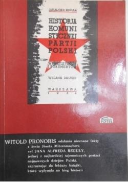 Historja komuni stycznej partji polski