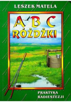 ABC różdżki