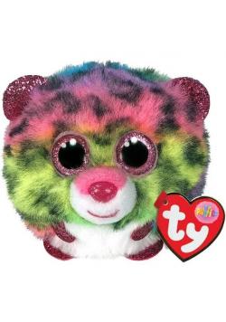 Ty Puffies Dotty - multikolorowy leopard